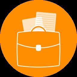 a-folio WP portfolio plugin icon