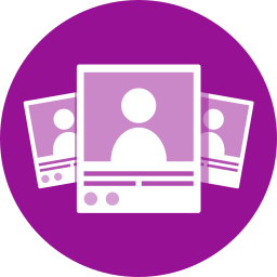 a-staff WP team member showcase plugin icon